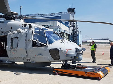 TWIN with thge NH90