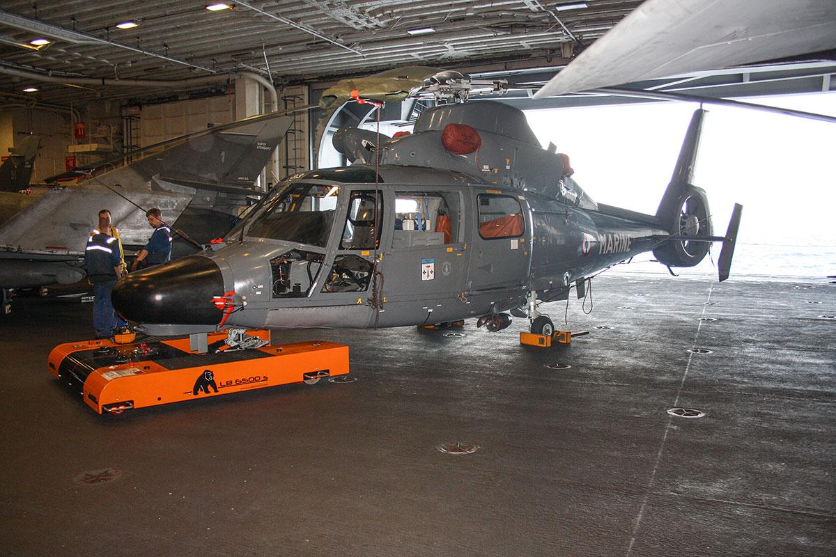 Eurocopter EC155 – Dauphine