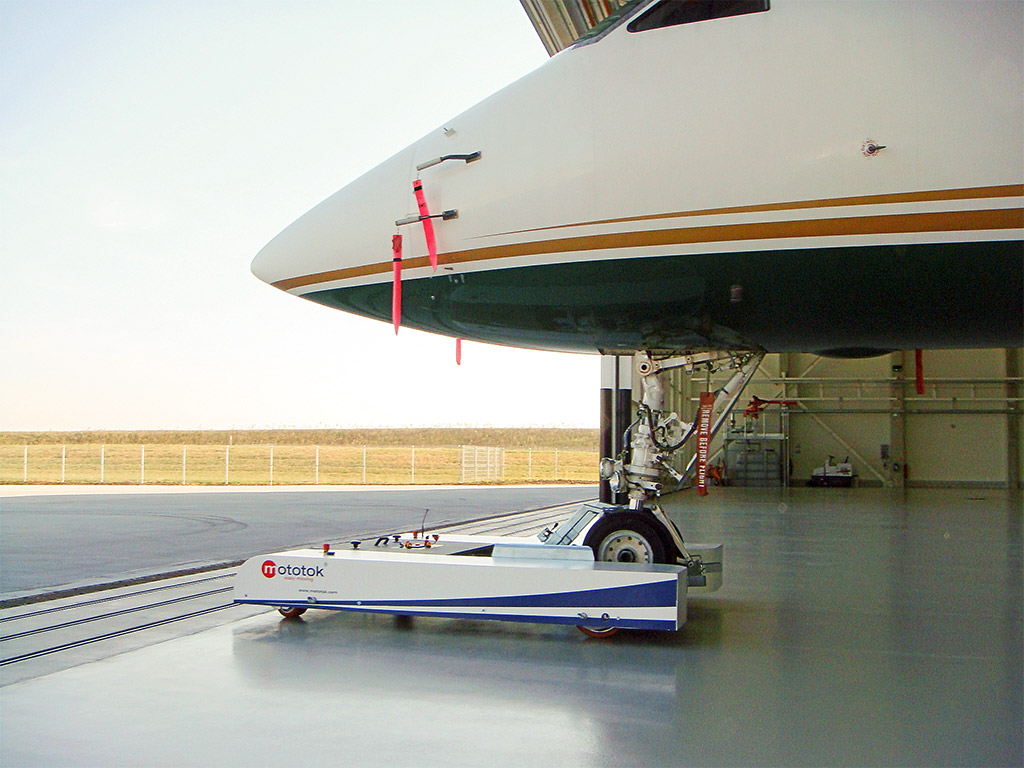 TWIN and a Gulfstream G5