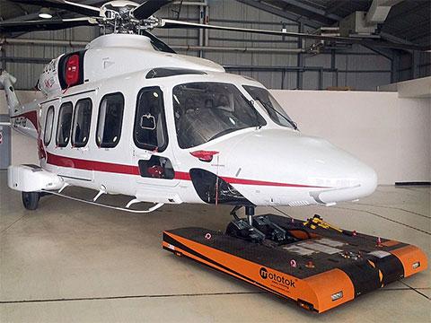 Twin with a AgustaWestland