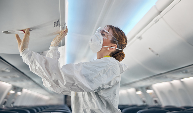 Covid Pandemic Aviation