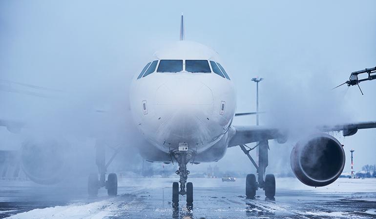 aircraft cold