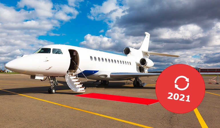 Top 10 Private Jet Companies